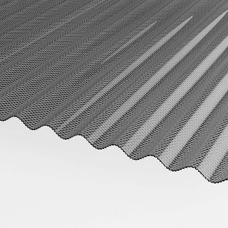 aktionsangebot wellplatten wellplatten acryl 76 18 wabe. Black Bedroom Furniture Sets. Home Design Ideas